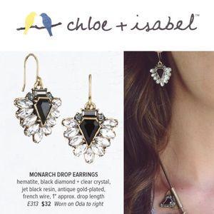 🆕 Monarch Drop Earrings c+i E313